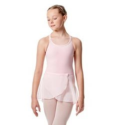 Girls Wrap Over Ballet Skirt Sasha