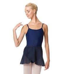 Womens Short Wrap Ballet Skirt Viola
