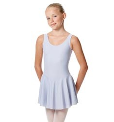 Child Skirted Ballet Tank Leotard Yasmin