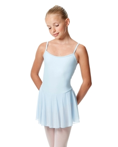 Adult Camisole Skirted Ballet Leotard Bianca