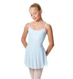Adult Camisole Skirted Ballet Leotard Bianca