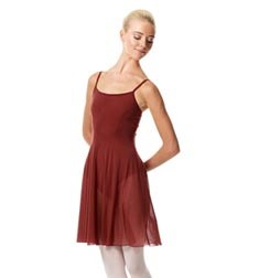 Womens Camisole Short Dance Dress Danielle