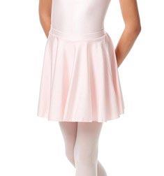 Child Shiny Pull On Dance Skirt Agata