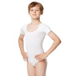 Boys Short Sleeve Ballet Leotard Ron