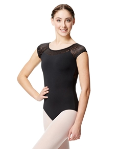 Cap Sleeve Girl Leotard Ariana