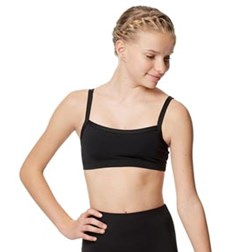 Microfiber Camisole Dance Top Emerson For Girls