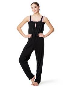 Loose Cotton Warm Up Unitard Paige For Women