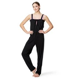 Loose Cotton Warm Up Unitard Paige For Women