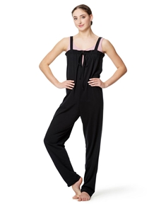 Loose Cotton Warm Up Unitard Paige For Girls