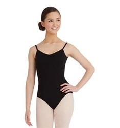 Womens Camisole Princess Seams Ballet Leotard