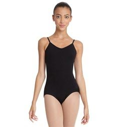 Womens Cotton Camisole Dance Leotard