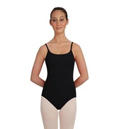 Womens Camisole Crossed Back Dance Leotard