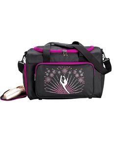 Dance Duffel With Rhinestones