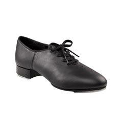 Unisex Split Sole Leather Dance Tap Shoes