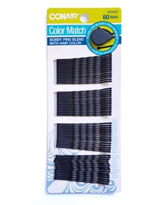 Bobby Pins 60-Pack