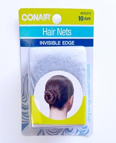 Mesh Hair Nets 10-Pack