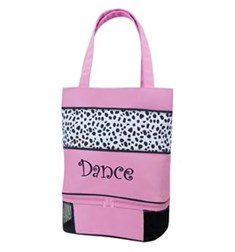 Tote Dance Bag Dalmatian