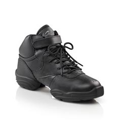 Leather High DANSNEAKERS Dance Shoes