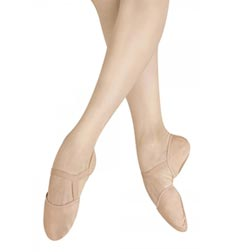 Elastosplit Pi Canvas Open Split Sole Ballet Shoes