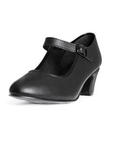 Adults and Childs PU Flamenco Shoes
