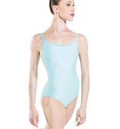 Adult Camisole Ballet Leotard FLORA