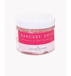 Big Dancers' Dots Protective Gel Cushions