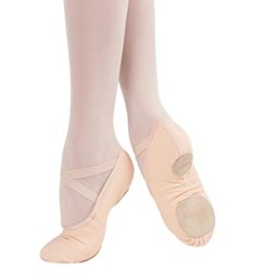 Split Sole Canvas Ballet Shoes TEMPO