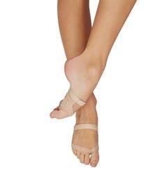 Rhinestone FOOTUNDEEZ Dance Toe Thongs