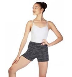 Marl Knit Dance Shorts