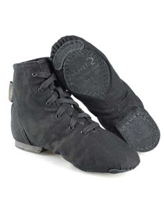 SOHO Canvas Split Suede Sole Jazz Boot