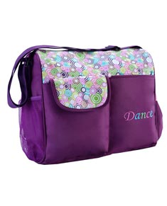Large Dance Tote Bag Lollipop
