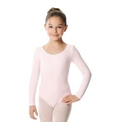 Child Long Sleeve Dance Leotard Liv