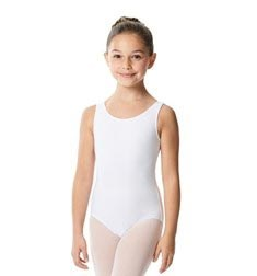 Child Tank Dance Leotard Barbara