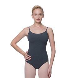 Womens Velvety Soft Camisole Ballet Leotard Lia