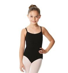 Girls Camisole Dance Leotard Lia