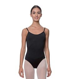 Womens Open Back Camisole Ballet Leotard Nicki