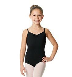 Child V-Back Camisole Dance Leotard Malinda