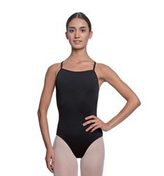 Adults Camisole Deep X-Back Ballet Leotard Raine