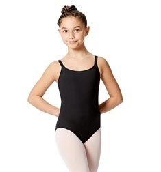 Child Camisole Strappy Leotard Veronica