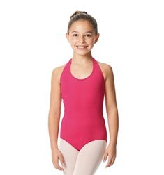 Child Halterneck Dance Leotard Mallory