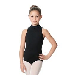 Child High Neck Dance Leotard Penelope