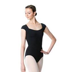 Adult Short Sleeve Dance Leotard Hensely