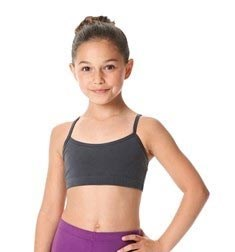 Child Camisole X-Back Dance Bra Top Evelin