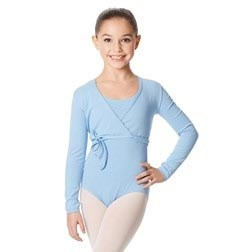 Child Ballet Wrap Top Arianna
