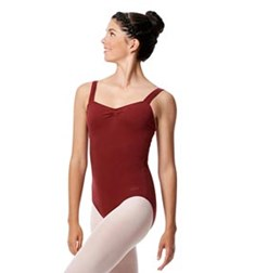 Adult Wide Straps Dance Leotard Constanza