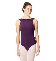 High Neck Dance Leotard Aneta
