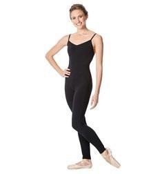 Adult Camisole Pinch Front Dance Unitard Aurora