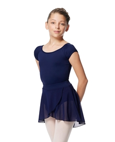 Child Pull on Wrap Dance Skirt Natasha