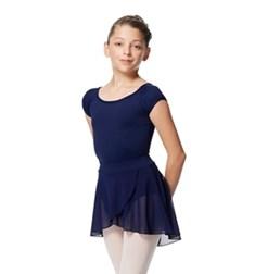 Child Pull on Wrap Dance Skirt Natasha