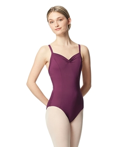 Open Back Camisole Ballet Leotard Darya